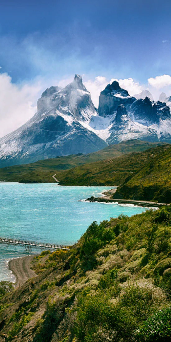 Chile Highlands and Lowlands